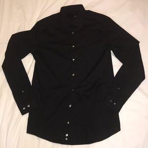 J. Ferrar Slim Fit Dress Shirt